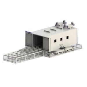 Моечный комплекс для промышленной очистки деталей АМ6500 BS