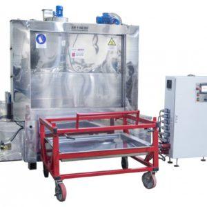 Установка для промышленной очистки деталей АМ1100 BS