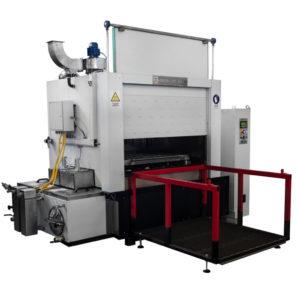 Установка для промышленной очистки деталей АМ1200 BS