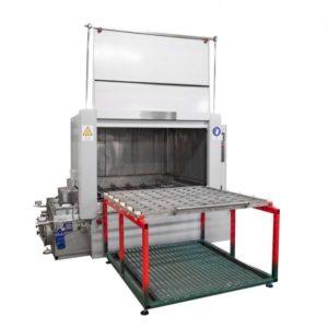 Установка для промышленной очистки деталей АМ1400 BS