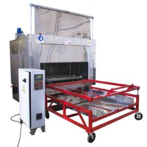 Установка для промышленной очистки деталей АМ1600 BS