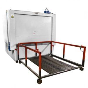 Установка для промышленной очистки деталей АМ1800 BS