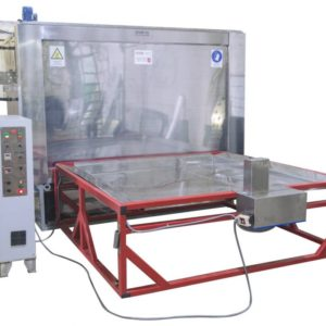 Установка для промышленной очистки деталей АМ2000 BS