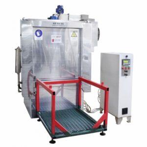 Установка для промышленной очистки деталей АМ800 BS